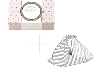 Noshi wrappingS +Fukusa bagS image